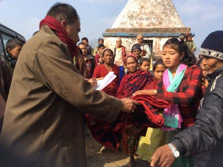 2015 Nepal Blankets x 6