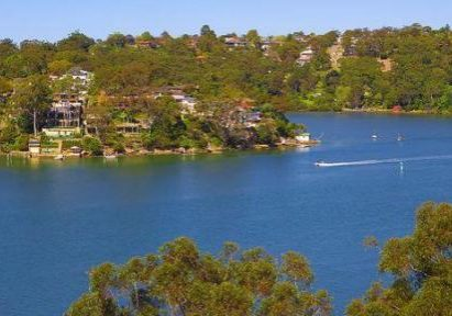 Georges River at Oatley